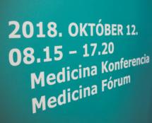 Medicina Fórum 2018 Október