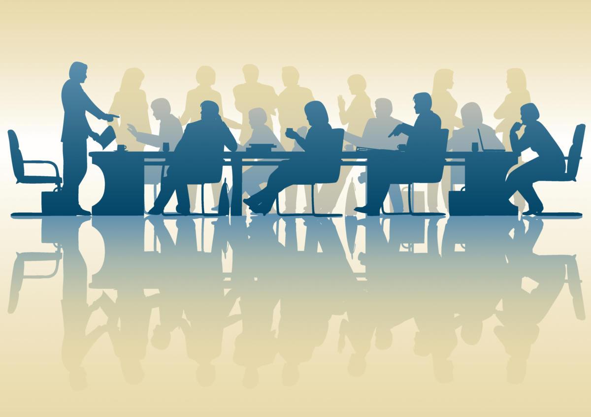 Túlméretezett meetingek?