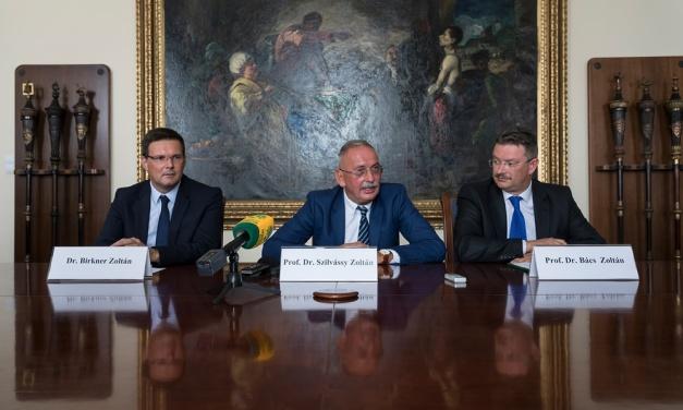 A Tématerületi Kiválósági Programból a Debreceni Egyetem kétmilliárdot kapott