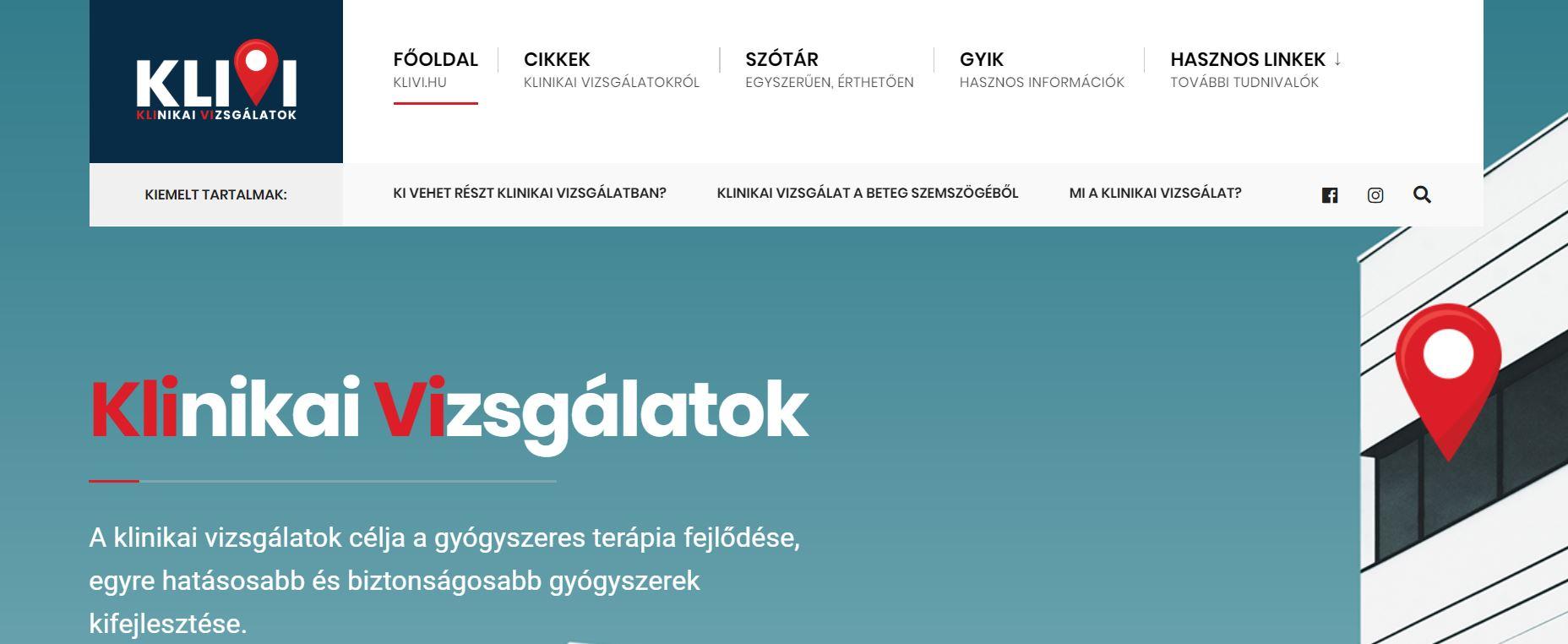 www.info.klivi.hu