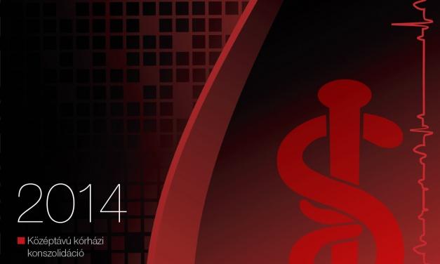 Medicina évkönyv TOP200 – 2014