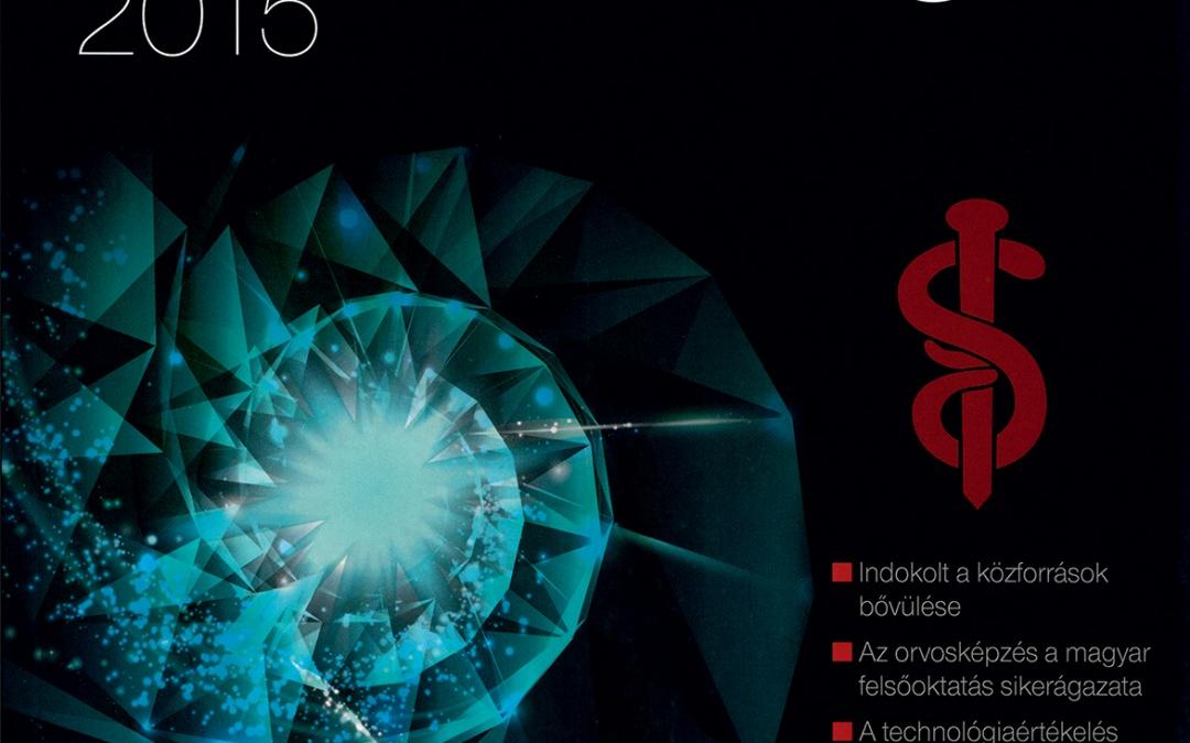 Medicina évkönyv TOP200 – 2015