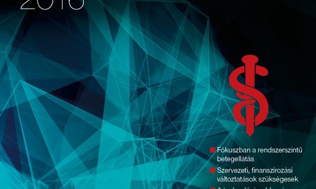 Medicina évkönyv TOP200 – 2016