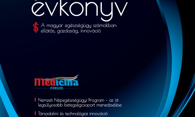 Medicina évkönyv TOP200 – 2018
