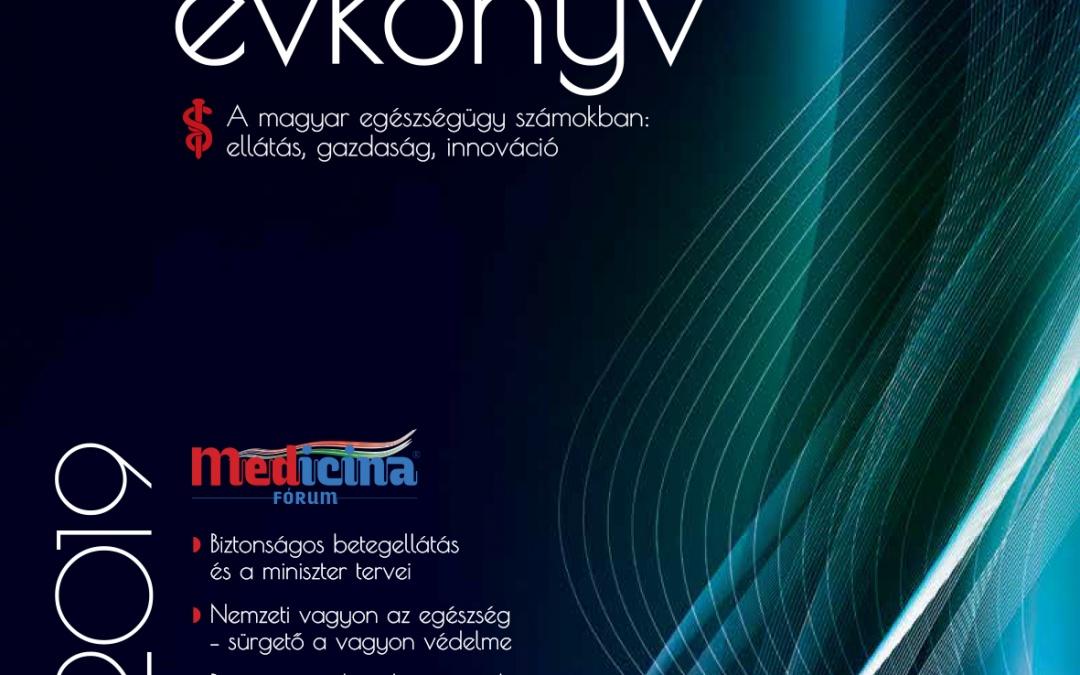 Medicina évkönyv TOP200 – 2019
