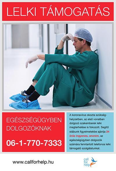Segítség - egészségügyi dolgozóknak!