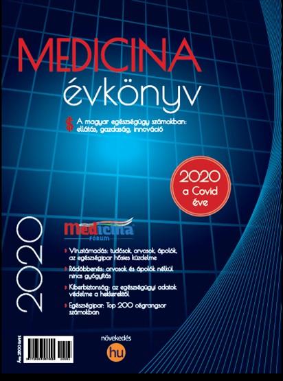 Medicina Évkönyv TOP200 – 2020