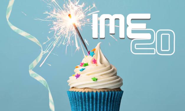 20 éves az IME